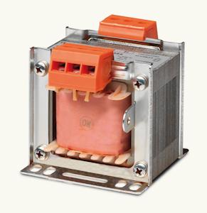 Jednofazni sigurnosni i izolacioni transformatori IP00
