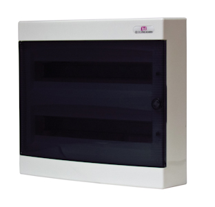 Zidne plastične table IP40
