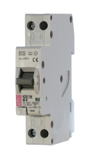 Zaštitna sklopka za diferencijalnu struju RCBO